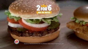 Burger King TV Spot, 'Hope You're Hungry' - Thumbnail 2