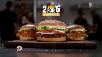 Burger King TV Spot, 'Hope You're Hungry' - Thumbnail 3