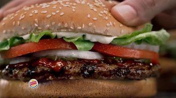 Burger King TV Spot, 'Hope You're Hungry' - Thumbnail 4