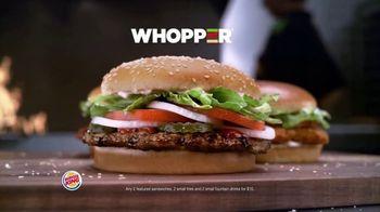 Burger King TV Spot, 'Hope You're Hungry' - Thumbnail 5