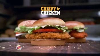 Burger King TV Spot, 'Hope You're Hungry' - Thumbnail 6