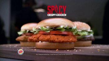 Burger King TV Spot, 'Hope You're Hungry' - Thumbnail 7