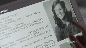 Ancestry TV Spot, 'Grandma: School Photos' - Thumbnail 6