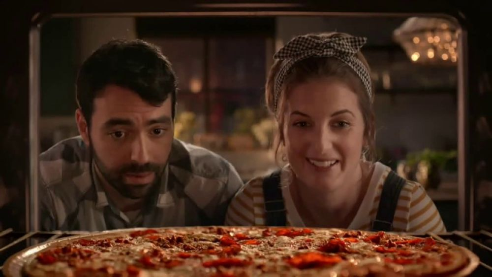 Papa Murphy's XLNY Pizza TV Commercial, 'Too Much Pizza'