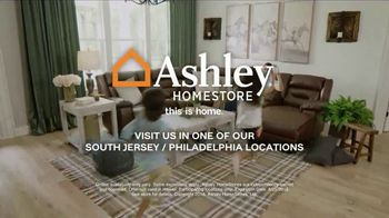Ashley HomeStore Labor Day Sale TV Spot, 'Free Sonos Bluetooth Speaker' Song By Midnight Riot - Thumbnail 8