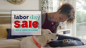 Ashley HomeStore Labor Day Sale TV Spot, 'Free Sonos Bluetooth Speaker' Song By Midnight Riot - Thumbnail 2