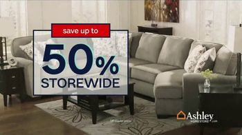 Ashley HomeStore Labor Day Sale TV Spot, 'Free Sonos Bluetooth Speaker' Song By Midnight Riot - Thumbnail 3