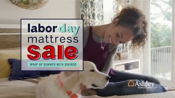Ashley HomeStore Labor Day Mattress Sale TV Spot, 'Free Sonos Speaker' - Thumbnail 2