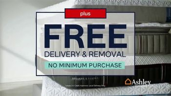 Ashley HomeStore Labor Day Mattress Sale TV Spot, 'Free Sonos Speaker' - Thumbnail 6