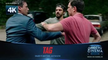 DIRECTV Cinema TV Spot, 'Tag' - Thumbnail 1