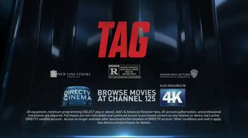 DIRECTV Cinema TV Spot, 'Tag' - Thumbnail 10