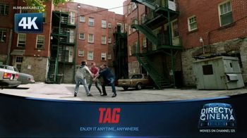 DIRECTV Cinema TV Spot, 'Tag' - Thumbnail 2