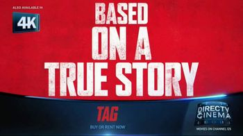 DIRECTV Cinema TV Spot, 'Tag' - Thumbnail 3