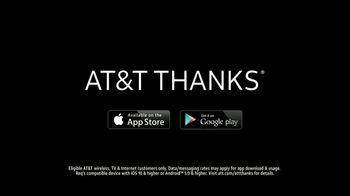 AT&T THANKS TV Spot, 'No Fear' - Thumbnail 10