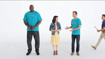 Ring Alarm TV Spot, 'The Break Up' Featuring Shaquille O'Neal