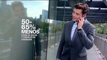Macy's La Venta del Día del Trabajo TV Spot, 'Trajes' [Spanish] - Thumbnail 5