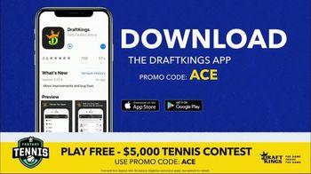 DraftKings Fantasy Tennis TV Spot, '2018 Fantasy Tennis Contest' - Thumbnail 4