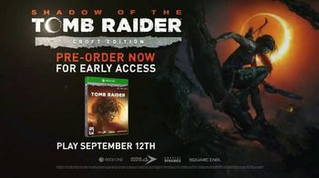 Shadow of the Tomb Raider TV Spot, 'Become the Tomb Raider' - Thumbnail 7