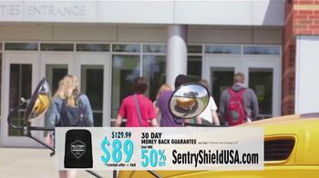 SentryShield TV Spot, 'Another Inch of Safety' - Thumbnail 1