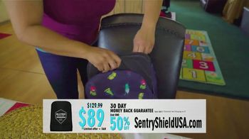 SentryShield TV Spot, 'Another Inch of Safety' - Thumbnail 4