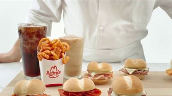 Arby's TV Spot, '2-5 at Arby's: $1 Each' Song by YOGI - Thumbnail 4