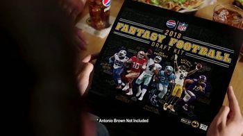 Buffalo Wild Wings Fantasy Draft Kit TV Spot, 'Daydream' Ft. Antonio Brown - Thumbnail 9