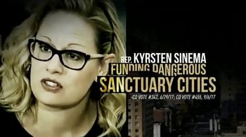 Krysten Sinema: Sanctuary Cities thumbnail