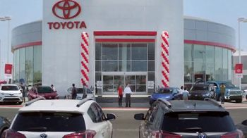 Toyota National Clearance Event TV Spot, 'So Excited' [T2] - Thumbnail 1