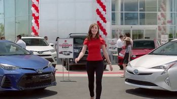 Toyota National Clearance Event TV Spot, 'So Excited' [T2] - Thumbnail 8