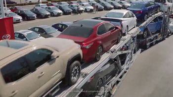 Toyota National Clearance Event TV Spot, 'So Excited' [T2] - Thumbnail 3