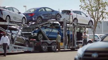 Toyota National Clearance Event TV Spot, 'So Excited' [T2] - Thumbnail 4