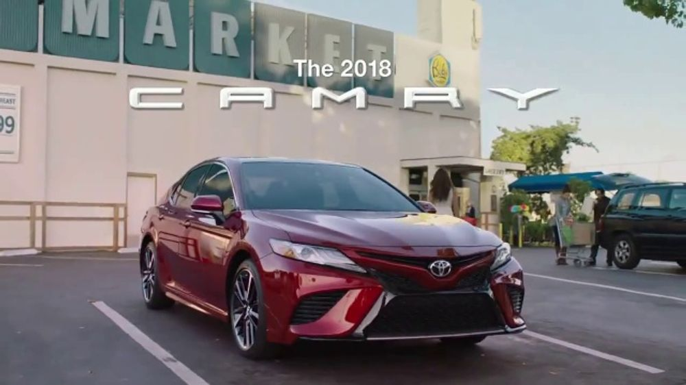 2020 Toyota Camry TV Commercial, You Look Awfully Good