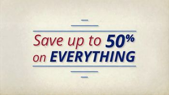 Blinds.com Labor Day Sale TV Spot, 'Up to 50 Percent Off Sitewide'