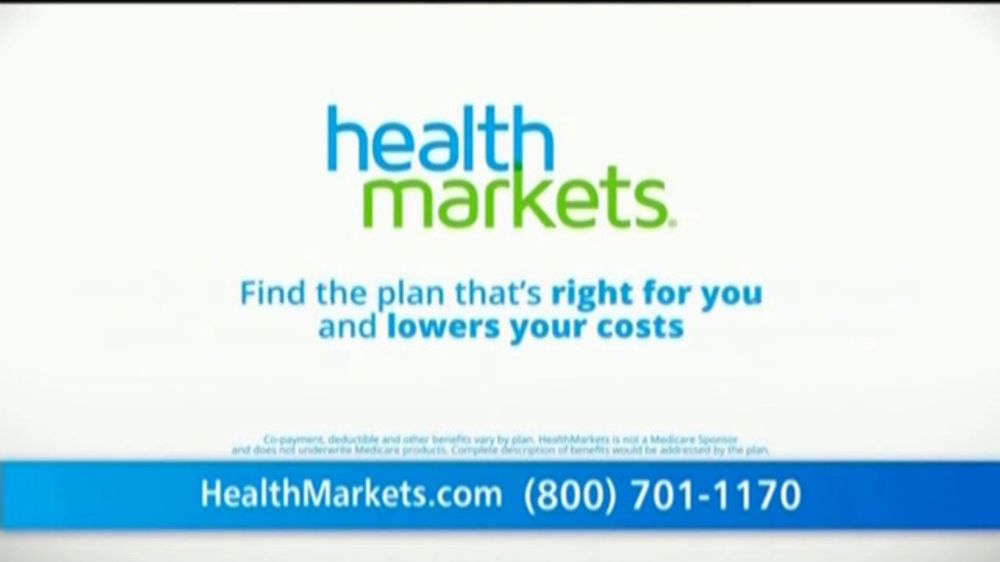 HealthMarkets Insurance Agency TV Commercial, 'Coverage ...