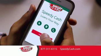Speedy Cash Mobile App TV Spot, 'Good to Know' - Thumbnail 4