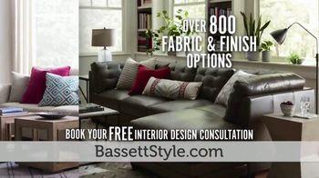 Bassett Labor Day Sale TV Spot, 'Extended Financing' - Thumbnail 7