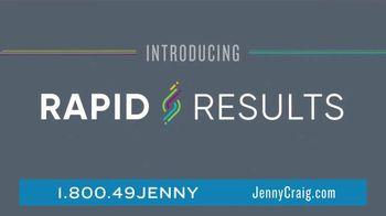 Jenny Craig Rapid Results TV Spot, 'Justin: $120 in Free Food'