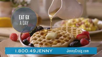 Jenny Craig Rapid Results TV Spot, 'Justin: $120 in Free Food' - Thumbnail 5
