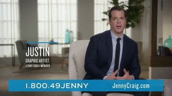 Jenny Craig Rapid Results TV Spot, 'Justin: $120 in Free Food' - Thumbnail 6
