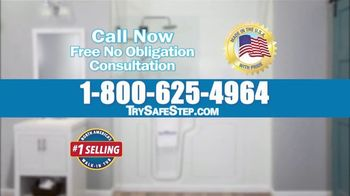Safe Step Walk-In Tub TV Spot, 'Shower Package' - Thumbnail 10