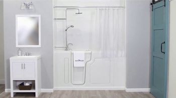 Safe Step Walk-In Tub TV Spot, 'Shower Package' - Thumbnail 2