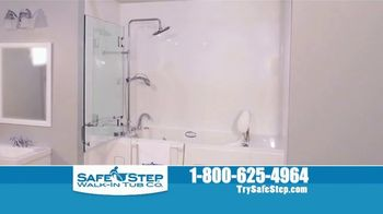 Safe Step Walk-In Tub TV Spot, 'Shower Package' - Thumbnail 6