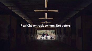 Chevrolet Truck Month TV Spot, 'Family Pass-Downs: Responsibility' [T2] - Thumbnail 2