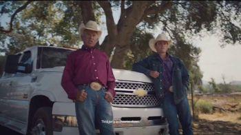 Chevrolet Truck Month TV Spot, 'Family Pass-Downs: Responsibility' [T2] - Thumbnail 3