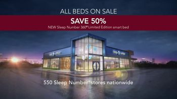 Sleep Number Biggest Sale of the Year TV Spot, 'All Beds on Sale' - Thumbnail 7