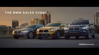 BMW Summer on Sales Event TV Spot, 'Relativity' [T2] - Thumbnail 10