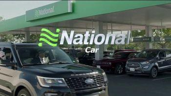National Car Rental TV Spot, 'We've Got It Covered' Feat. Patrick Warburton - Thumbnail 10
