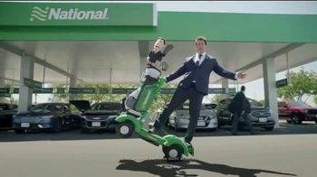 National Car Rental TV Spot, 'We've Got It Covered' Feat. Patrick Warburton - 1725 commercial airings