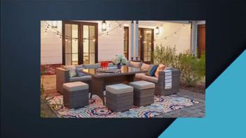 Overstock.com Labor Day Sale TV Spot, 'Ion Television: Extend Patio Season' - Thumbnail 2