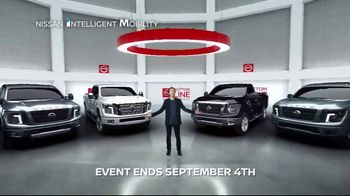 Nissan Bottom Line Model Year-End Event TV Spot, 'Big Clearance Savings' [T2] - Thumbnail 10
